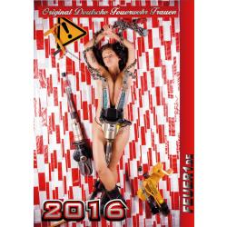 Kalender 2016 Feuerwehr-Frauen - das Original (16. Jahrgang)