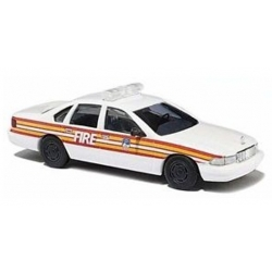 Model car 1:87 Chevrolet Caprice, FDNY (New York)