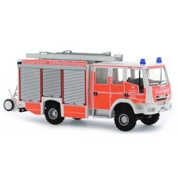 Model car 1:87 Iveco Magirus HLF 20/20, FF whitenthurm (RLP)
