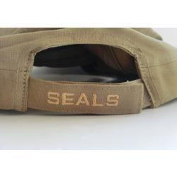 Cap sandfarben, NAVY SEALS, Stick auf Front und Back,...