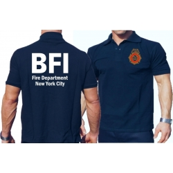 Polo navy, BFI (Bureau of Fire Investigation/Fire...