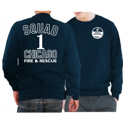 CHICAGO FIRE Dept. Squad1 Special Operations, navy Sweat