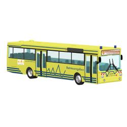 Modello di automobile 1:87 MAN SL 202 Betreuungsbus DRK...