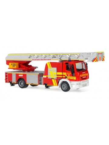 Modell 1:87 Iveco Magirus, DLK 32, FF Bad Nenndorf (NDS)