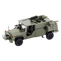Modello di automobile 1:87 Serval Bundeswehr
