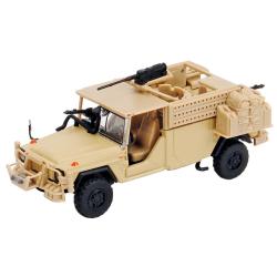 Modello di automobile 1:87 Serval ISAF (sandfarben)