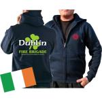 Veste à capuche marin, Dubldans Fire Brigade (IRL)