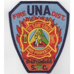 Patch Una Fire Dist. Spartanburg, South Carolina (USA),...