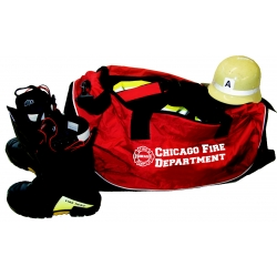 "Jumbo-Feuerwehrtasche ""Chicago Fire Dept."", 104 l"