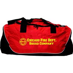 """Jumbo-Feuerwehrtasche """"Chicago Fire Dept.Squad..."""