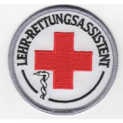 Abzeichen: DRK Lehr-Rettungsassistent