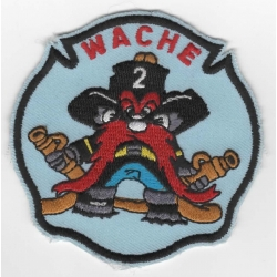 "Patch ""Wache 2"" (10 x 10 cm)"