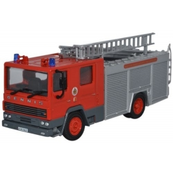 Model car 1:76 Dennis RS, Greater Manchester FB (GB)