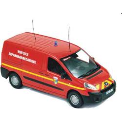 Modell 1:43 Peugeot Expert 2007 VDM (véhicule...