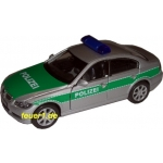 Modello di automobile 1:43 BMW 330i Polizei
