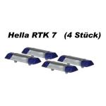 Equipment 1:87 Blaulichtbalken Hella RTK 7 (4 St.) für PKW