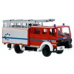 Auto modelo 1:87 Magirus MK Lentner LF16 FF Augsb.-Pfersee (BAY)