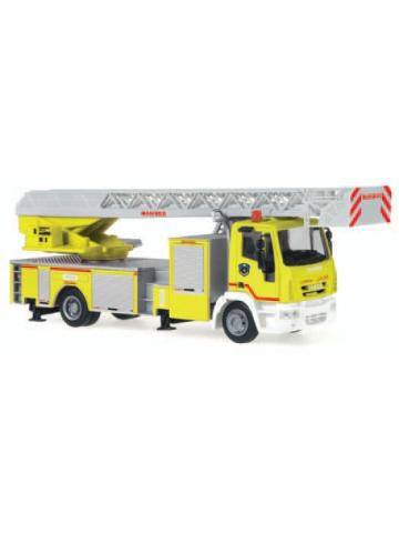 Modèle de voiture 1:87 Iveco DLK, Civil Defence (Qatar)