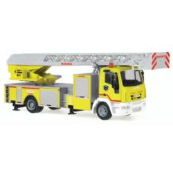 Modèle de voiture 1:87 Iveco DLK, Civil Defence...