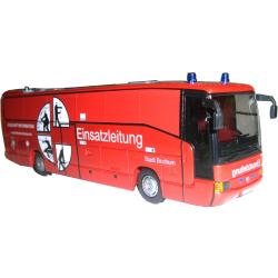 Modello di automobile 1:87 MB O404 GEKW BF Bochum (NRW)...