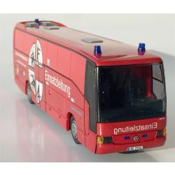 Modello di automobile 1:87 MB O404 GEKW BF Bochum (NRW) (FEUER1-Exklusivmodell)