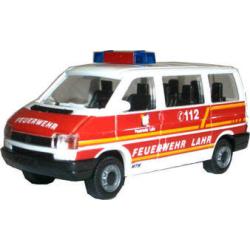 Modèle de voiture 1:87 VW T4 KR MTW FF Lahr (BaWü) (FEUER1-Exklusivmodell)