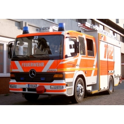 Model car 1:87 MB Atego HTLF 16 FF Fulda (HES)...