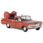 Model car 1:87 Chevy El Camino Fire Rescue NY (USA)